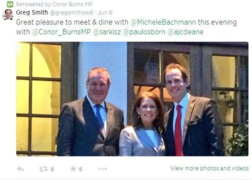 Burns, Bachmann and Smith
