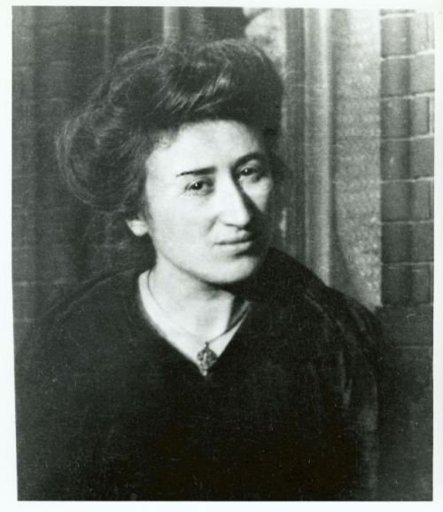1907 or 1908 maybe- rosa luxemburg- rls