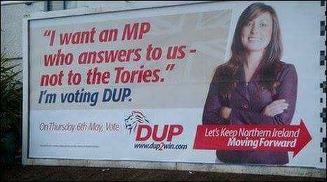 DUP billboard